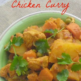 Cape Malay Chicken Curry Recipe South African Recipes Curry