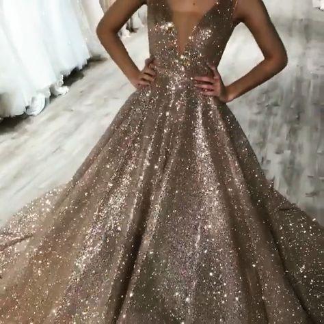 40+ Bling bling sequins long prom dresses ideas in 2021