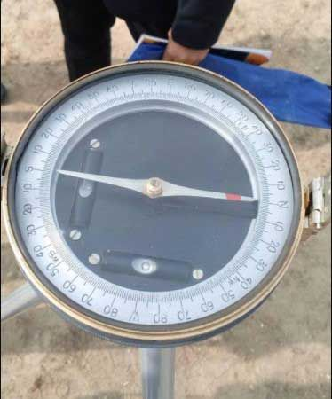 Prismatic Compass And Surveyor Compass Its Types Uses