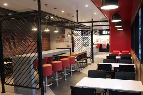 KFC Stores - Inaspace
