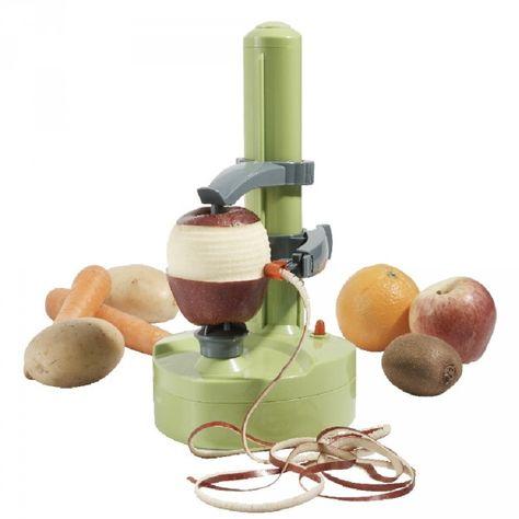 Eplucheur Auto Rotatif Fruits Et Légumes Cuisine En 2019