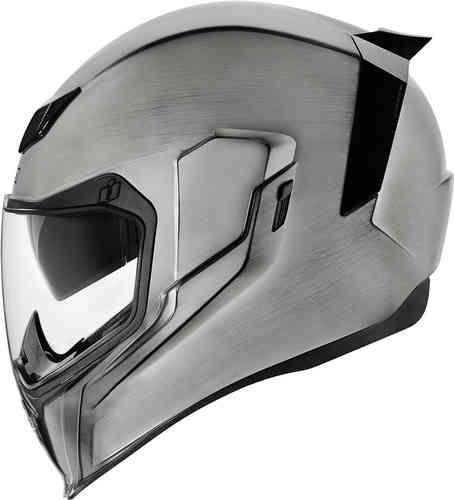 Icon Airflite Stim Black Full Face Helmet Adult All Sizes