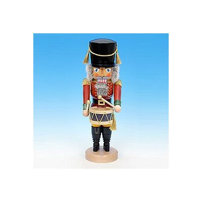 You'll love the Red Drummer Nutcracker at Wayfair - Great Deals on all Décor  products with Free Shipping on most stuff, even the big stuff.