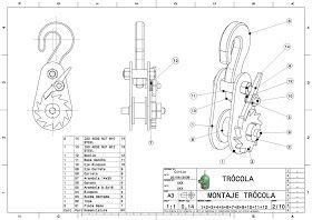 Planos Con Ciri Trocola Planos Mecanicos Dibujo Tecnico Ejercicios Tecnicas De Dibujo