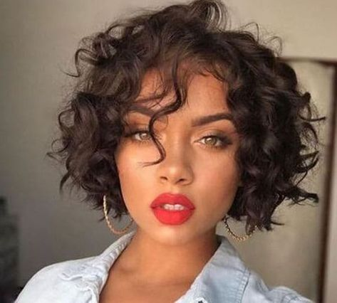 Very stylish curly hair styles for 2020 (short & long hair cuts)