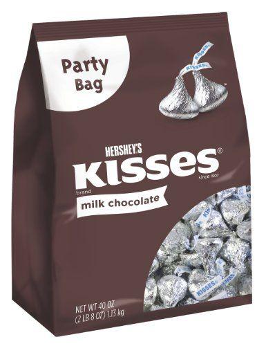 Http Cheune Com Yummy Hershey S Kisses Milk Chocolate 40 Ounce