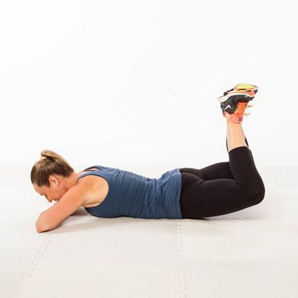 10 Knee Friendly Toning Moves Exercise Knee Injury Bad Knees