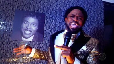 Actor Wayne Brady Pays Tribute To Little Richard With Medley Wayne Brady Tribute Actors