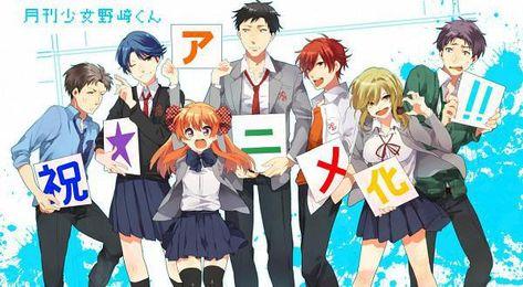 Top 10 Comedy Anime Of All Time Anime De Comedia Romantica