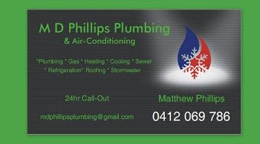 M D Phillips Plumbing Air Conditioning Is The Perfect Place To