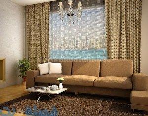كتالوج كامل عن أفخم وأرقى موديلات ستائر سيدار 2019 Curtains Curtains With Blinds Room Wallpaper