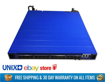 New Edgecore Accton 100gb 32 Port 100g Ethernet Switch 2x Ps Onie Open Source In 2020 Port Open Source Switch