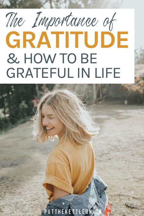 Learn how to be grateful for what you have with these helpful tips. Gaining perspective of your daily blessings and practicing gratitude helps to find happiness and balance. Learn to change your focus and be thankful everyday with this inspiring gratitude lesson. #grateful #gratitude #thankful #happiness