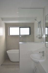 Modern 3 Bedroom Home In The Village With Images Bathroom