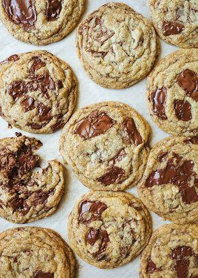 These Vegan Chocolate Chip Cookies Are A Coconut Oil Based Cooki Vegan Chocolate Chip Cookie Recipe Vegan Chocolate Chip Cookies Cookies Recipes Chocolate Chip