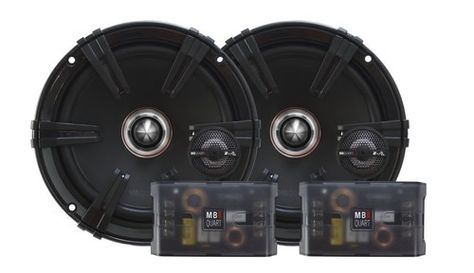 MB Quart ZC1-216 6.5 240W RMS Z-Line Series Component Speakers System