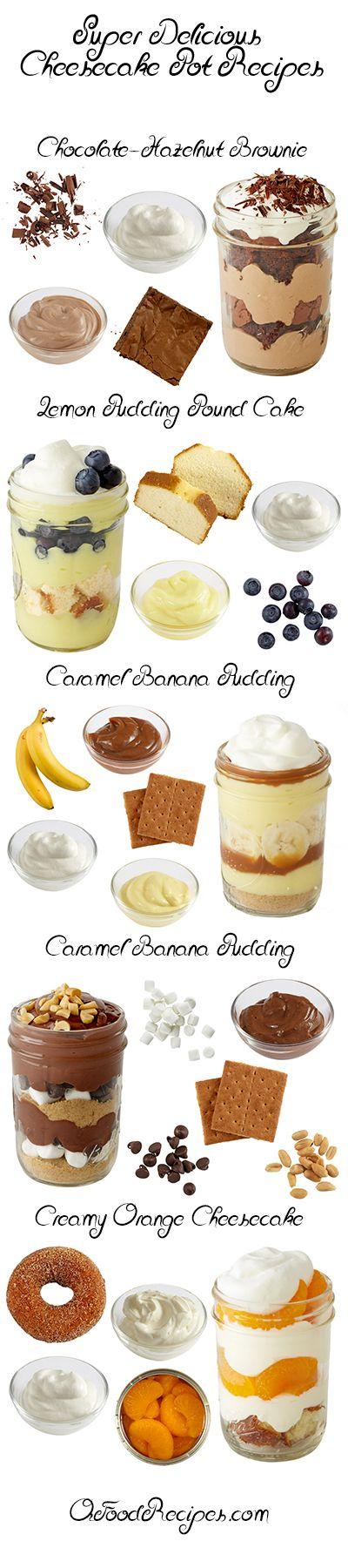 100 Dessert In A Mason Jar Ideas Dessert In A Jar Dessert Recipes Delicious Desserts