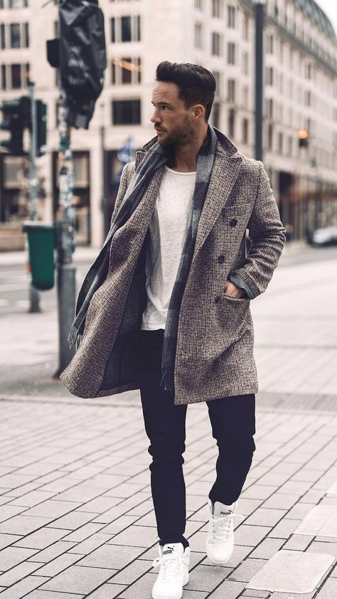 5 street ready winter outfits for men winter fa