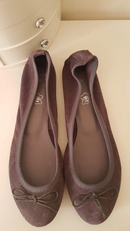 3f0a8daf5c5a4 Ballerines P38 La halle aux chaussures - Ballerines P38 La halle aux  chaussures en cuir et