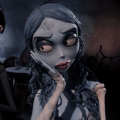 Estilo Tim Burton, Tim Burton Style, Cartoon Wallpaper, Mood Wallpaper, Emily Corpse Bride, Corpse Bride Movie, Disney Costume Makeup, Corpse Bride Costume, Johnny Depp Movies