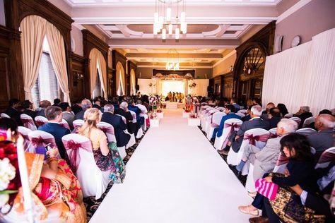 The Great Victoria Hotel Wedding Venue Bradford West Yorkshire