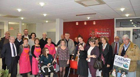 La Mutuelle Bretagne Atlantique remet un prix « Asso de Coeur »