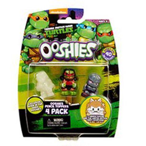 TMNT Ooshies Series 1 Bebop Blind Bag Figure NEW