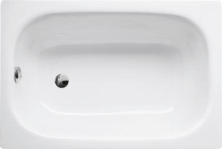 Votre baignoire Mini de chez Kolpa mesure 100 x 70 x 38 cm (l,l,h - prix baignoire a porte