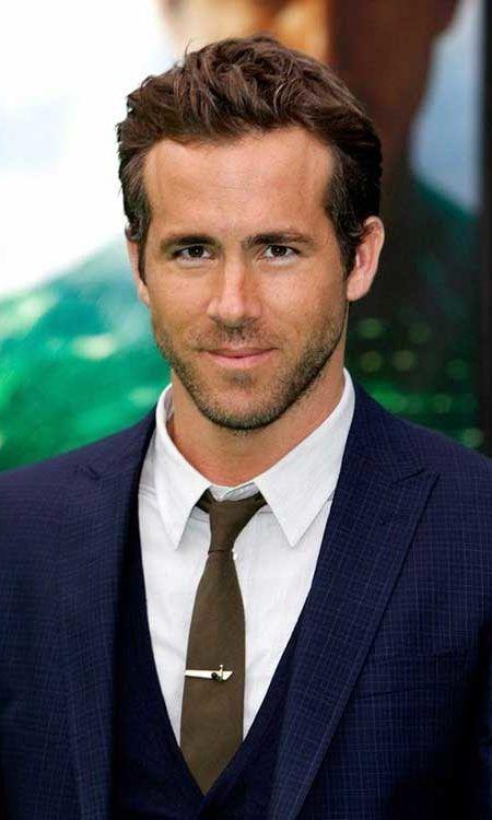 Ryan Reynolds Kurze Unordentliche Frisur Frisuren Unordentliche Frisur Frisur Ideen