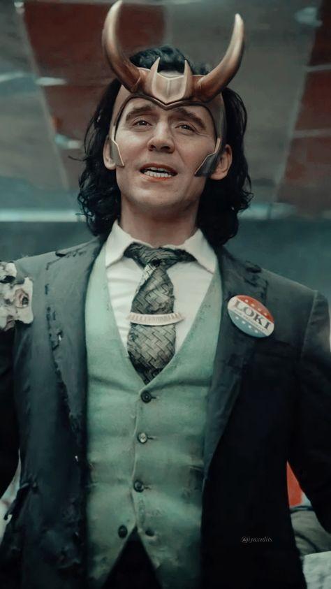President Loki Wallpaper