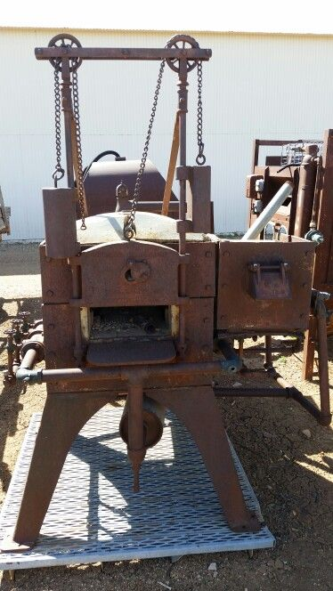 1922 Carlisle Strong and Hammond forge