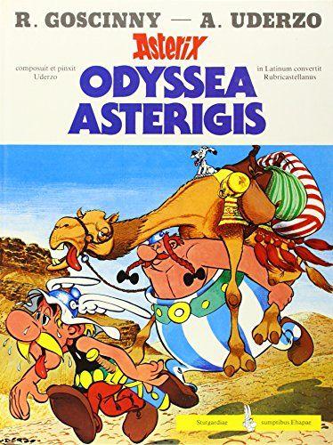 Asterix Lateinisch Asterix Latein 10 Odyssea Asterigis Latein Lateinisch Asterix Asterigis Latein Odyssee