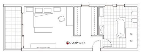 Letto zona notte dwg - sleeping area 2   Bedroom   Pinterest ...