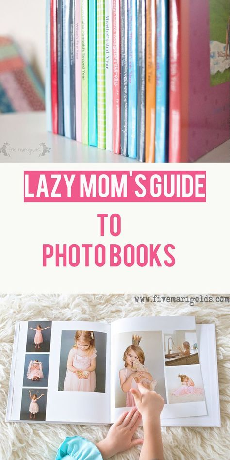 Lazy gal's guide to Year in Review Photo Books. Hold memories in your heart AND your hands!