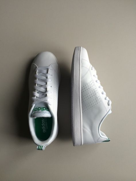 quality design 7b70e 1fb80 ADIDAS neo advantage clean . I ll have Exactly the same pair Of white-green  adidas This Wendsday . Keep waiting