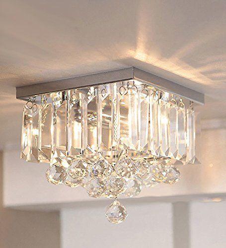 Siljoy Crystal Chandelier Lighting Modern Raindrop Ceilin Https Www Amazon Com Dp B01lwxbboc Crystal Chandelier Lighting Ceiling Lights Crystal Chandelier