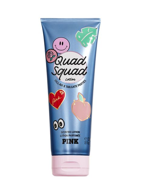 Limited Edition Scented Lotions Scented Lotion Lotion Quad Squad