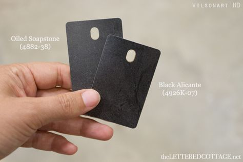 The only other thing I would add is that when you're choosing laminates- I've read that matte finishes and lighter colors are better at hiding wear and tear. But if you do go with a darker color, just make sure it has a bit of a pattern on it, so that if it does get scratched, it won't show as much.