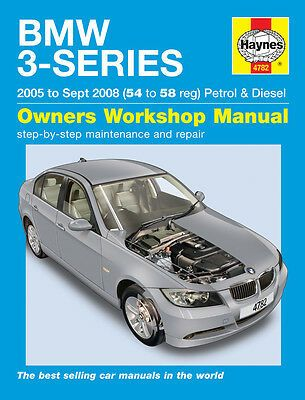 Advertisement Ebay Haynes Manuel Bmw 3 Series E90 E91 318i 318d 320i 325i 330i 320d 325d 330d 05 08 In 2020 With Images Bmw 3 Series Bmw