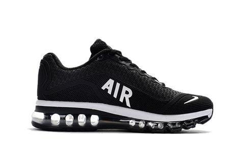 Nike Air Max 2017.8 Black White Sport Shoes