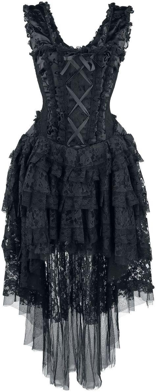 Burleska - Ophelie Dress - Kleid lang - schwarz in 2019 ...