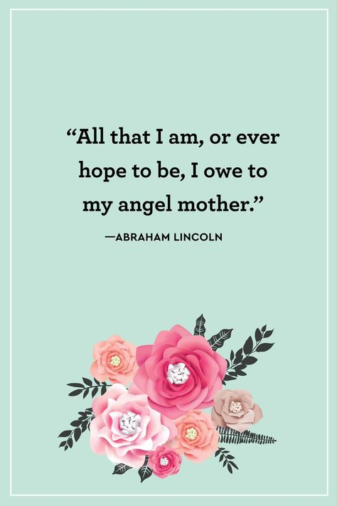 22 Happy Mothers Day Poems & Quotes - Verses for Mom