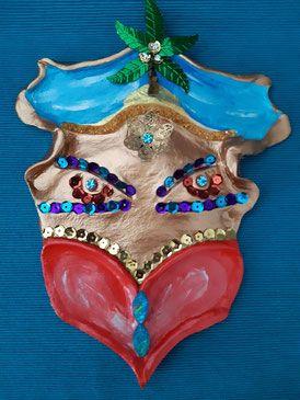 Magic Mask Spirituelle Kunst Fur Schamanische Ritualgegenstande In 2020 Spirituelle Kunst Schamane Krafttier