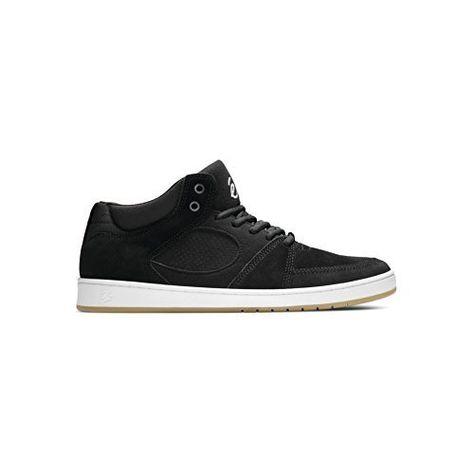 ES Skate shoes Accel slim bleu//blanc