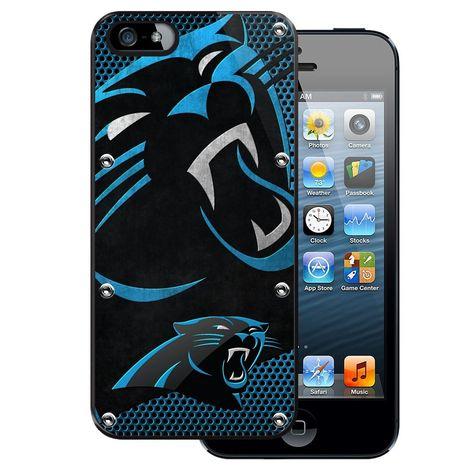 Carolina Panthers NFL Protector Case for Apple iPhone 5   Carolina