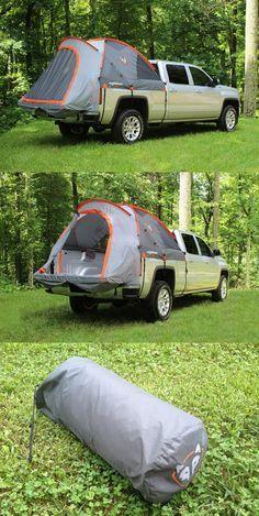 Rightline Gear Suv Tent With Rainfly Waterproof Sleeps 4