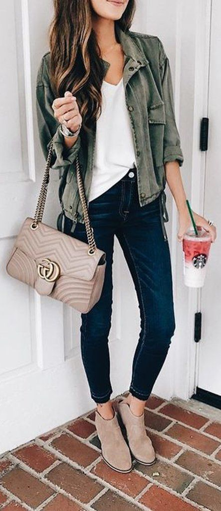 30+ Cute and Casual Winter Outfit Ideas for School in 2019