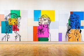 Sculptures Don T Lie George Condo Talks New Exhibit Kanye West Fake News More George Condo Condo Art Art