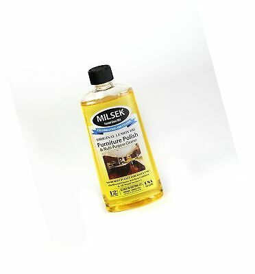 Details About Milsek Furniture Polish And Cleaner With Lemon Oil
