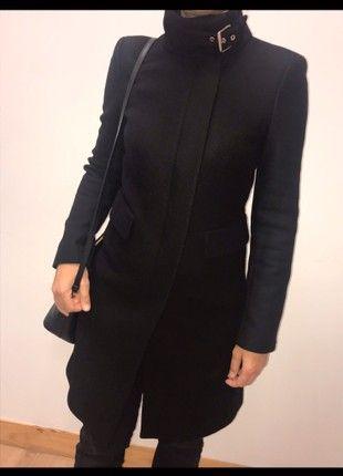 Manteau imprimé ethnique Zara Vinted